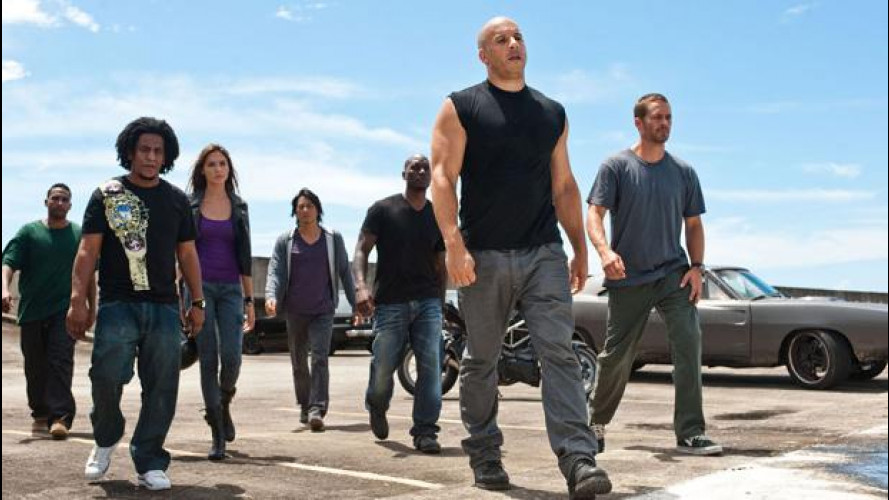 Fast and Furious 8 debutterà al cinema il 14 aprile 2017