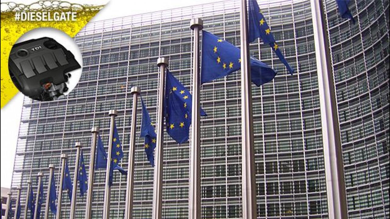 [Copertina] - Dieselgate, Volkswagen incontra la Commissione europea