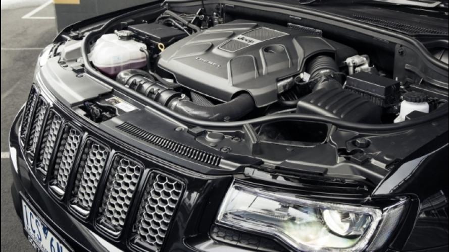 Emissioni diesel truccate, negli USA è causa per FCA