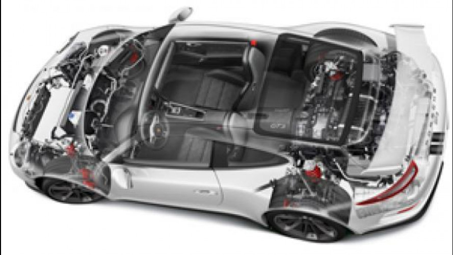"""Porsche: """"Non utilizzate la vostra 911 GT3"""""""