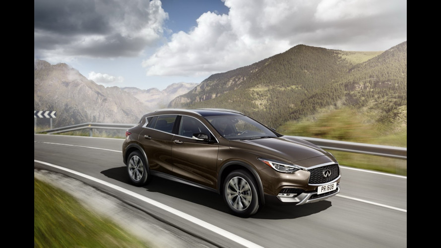 "Infiniti QX30, il ""premium active crossover"" [VIDEO]"