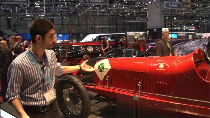 Alfa Giulietta e MiTo Quadrifoglio Verde, le portafortuna di Ginevra