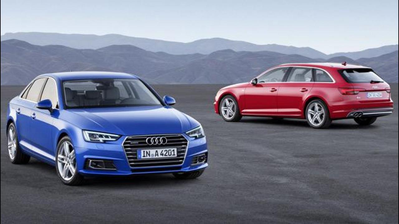 [Copertina] - Nuova Audi A4, nel futuro con discrezione