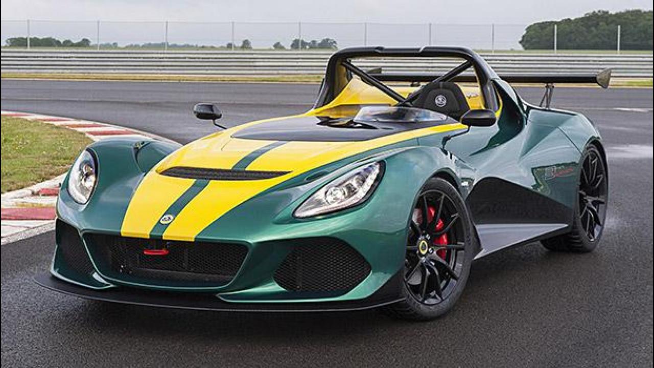 [Copertina] - Lotus 3-Eleven, la più veloce di sempre