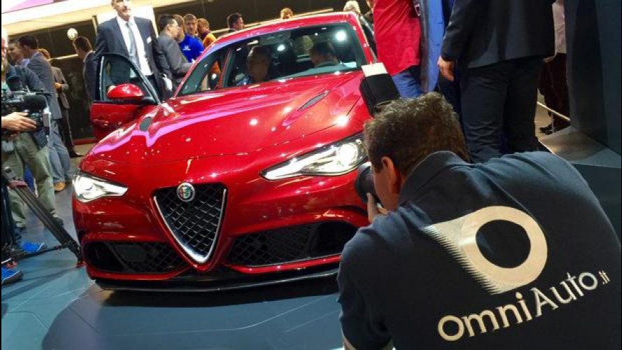 Alfa Romeo Giulia continua ad emozionare [VIDEO]