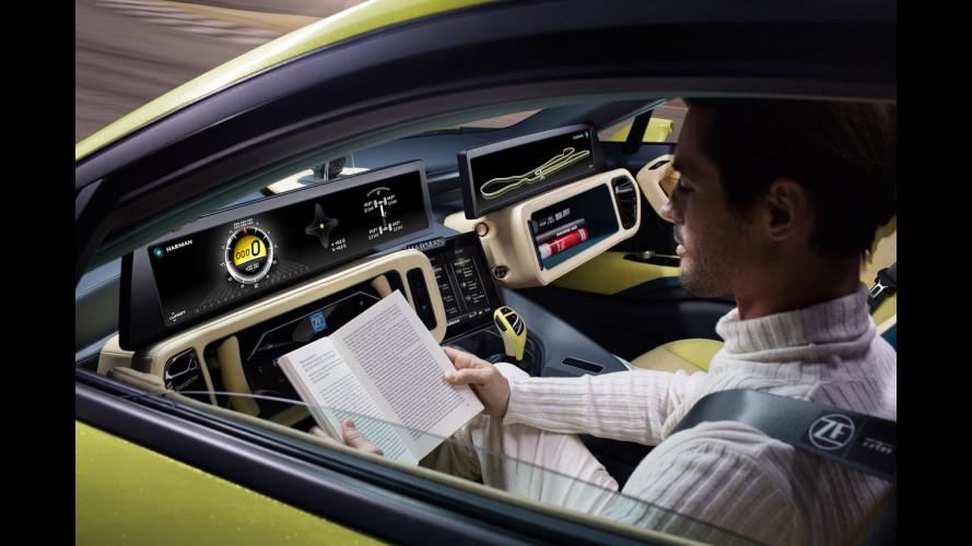 """Harman, l'auto è sempre più connessa e """"autonoma"""""""
