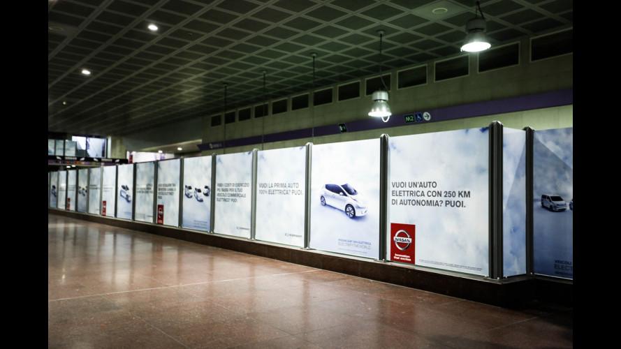 Nissan a sostegno del trasporto pubblico