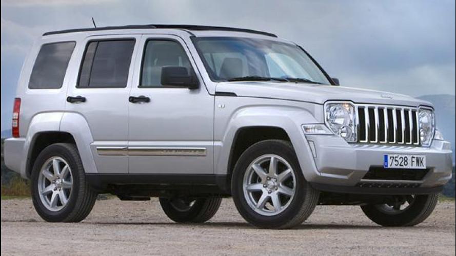Jeep Cherokee: tante le offerte sull'usato