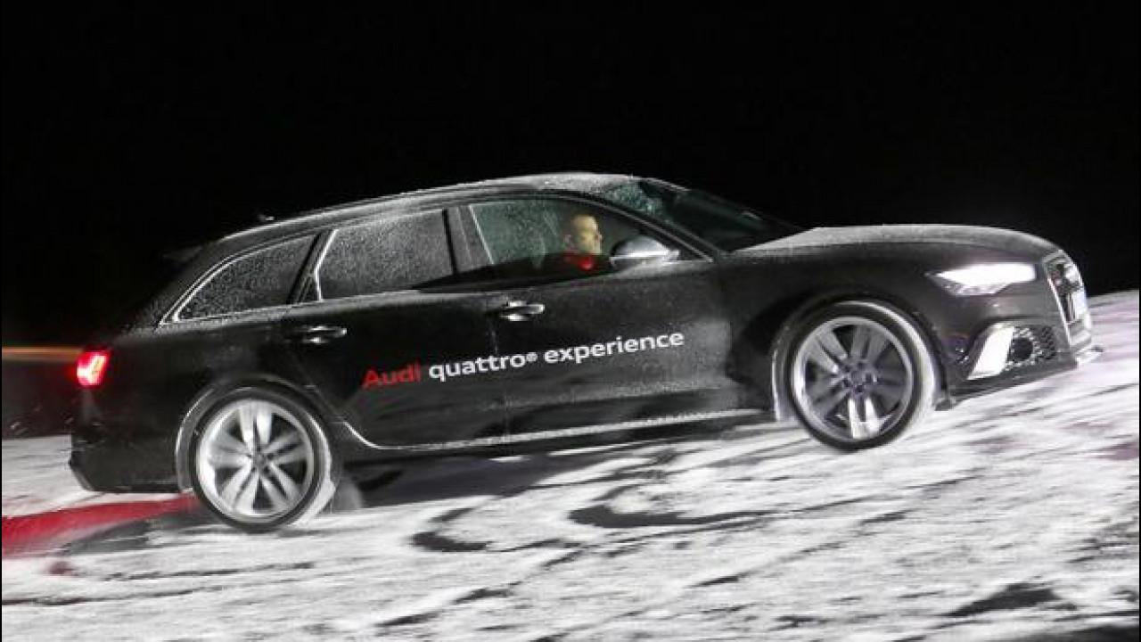 [Copertina] - Audi, una reputazione costruita (anche) sulla neve