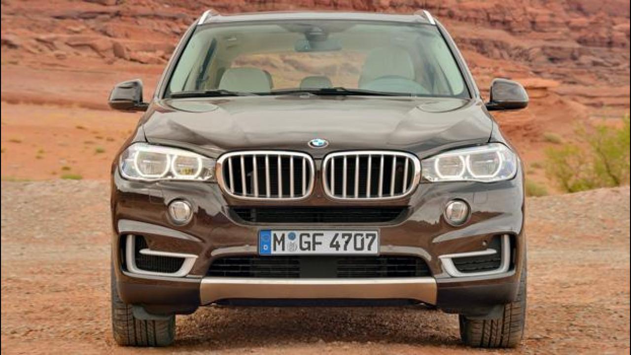 [Copertina] - BMW X7, oggi l'annuncio ufficiale