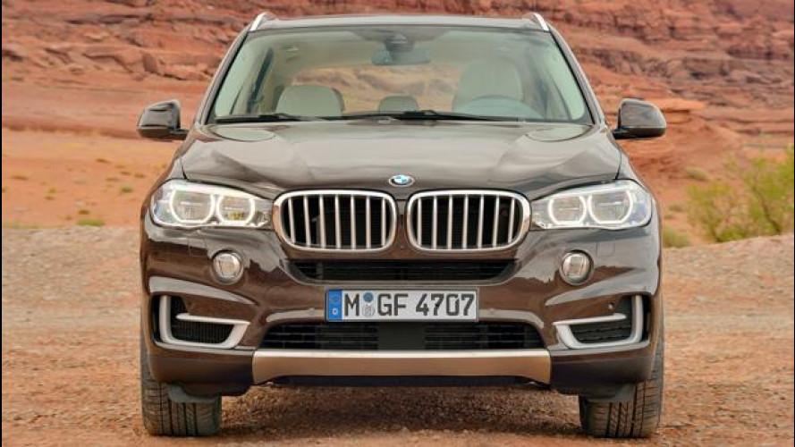 BMW X7, oggi l'annuncio ufficiale