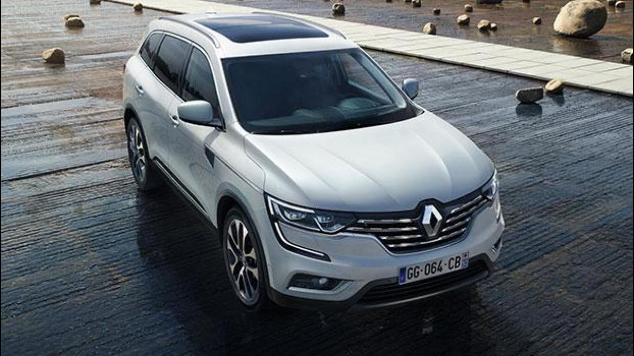 [Copertina] - Nuovo Renault Koleos, l'alto di gamma francese è completo