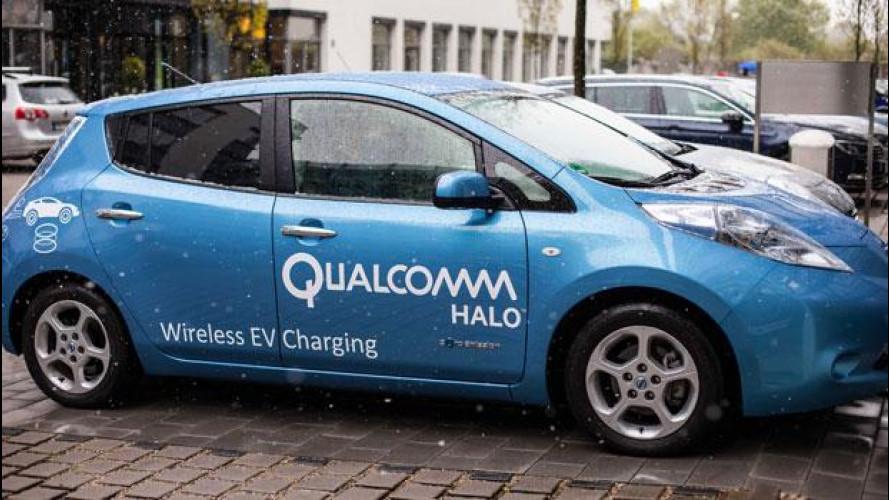 """Qualcomm, la mobilità elettrica sarà wireless e a """"micro ricariche"""""""