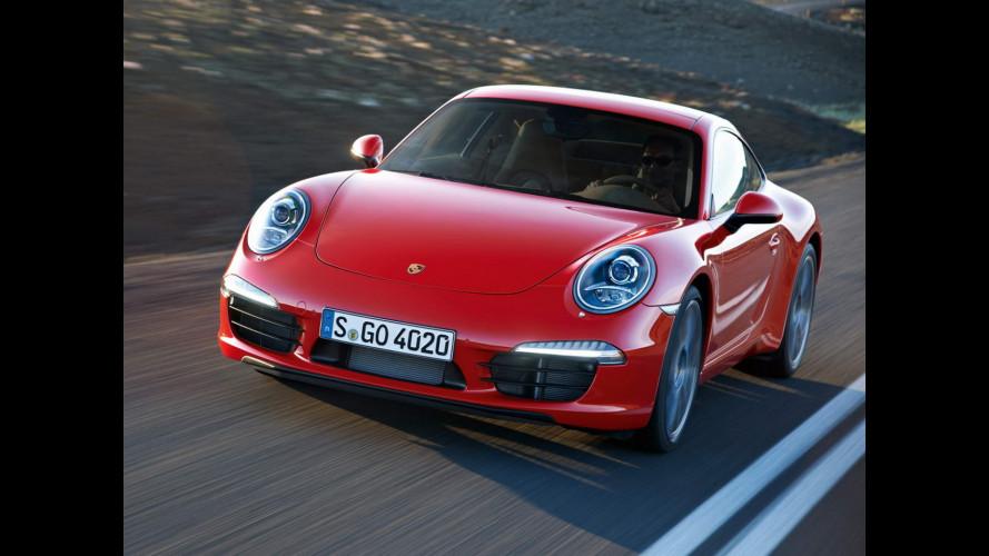 Porsche, la prossima 911 sarà anche plug-in