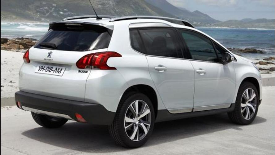 "Peugeot 2008 è già ""best seller"""