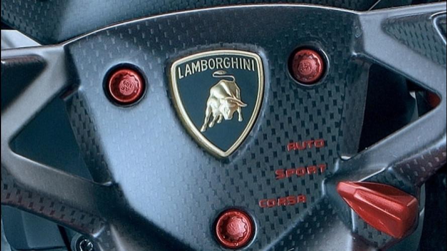 Lamborghini, il lato umano della fibra di carbonio