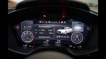 La strumentazione della nuova Audi TT