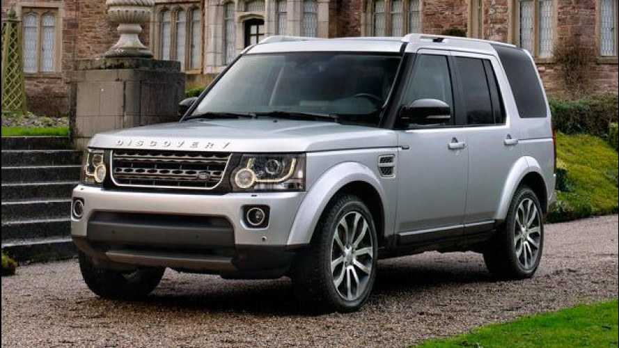 Land Rover Discovery XXV Special Edition, 25 anni di storia