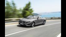 Mercedes Classe S Cabrio, sublime scoperta