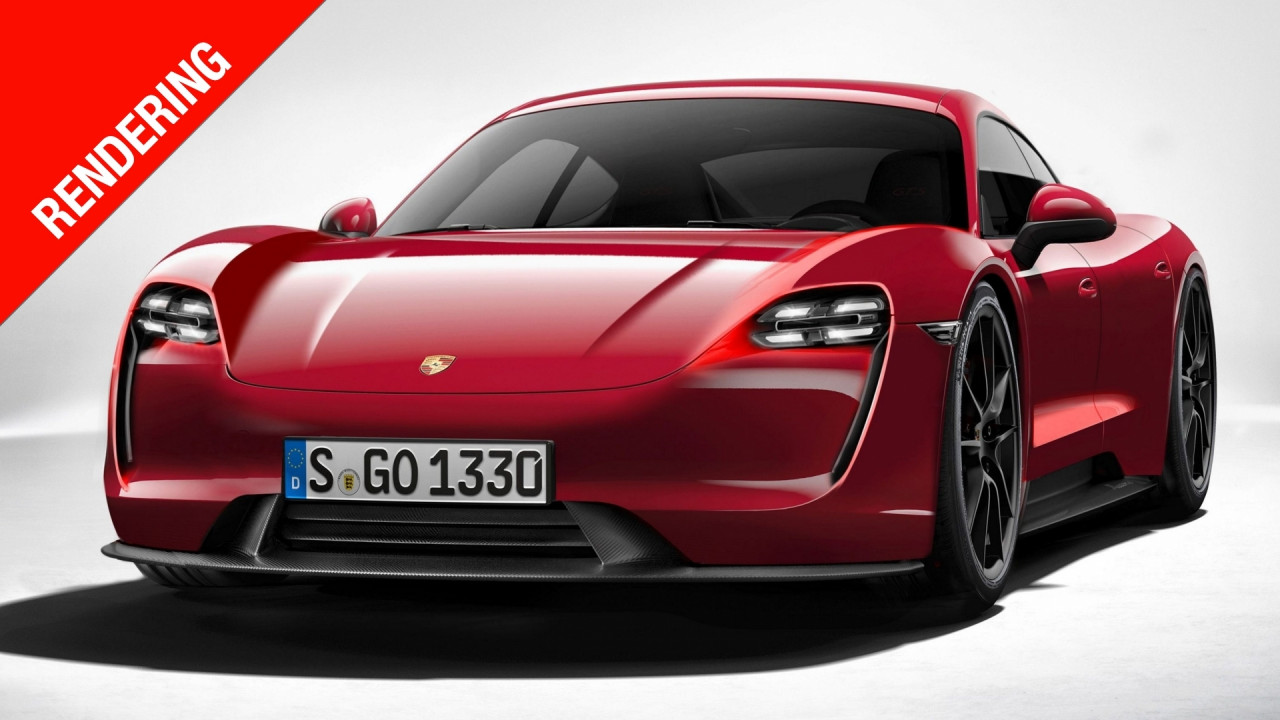 [Copertina] - Porsche Mission E, veloce anche per ricaricarsi