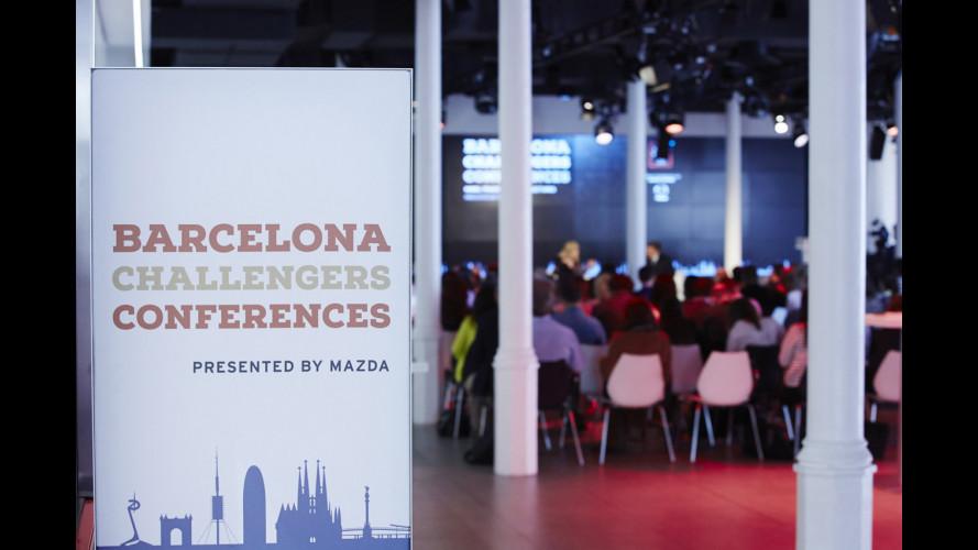 Mazda, il lavoro del domani al Barcelona Challengers Conference
