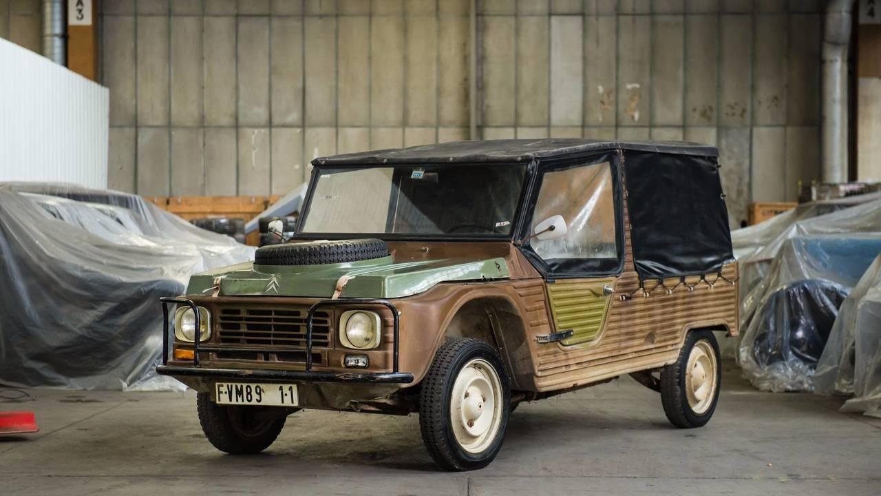 Citroën Méhari 4x4