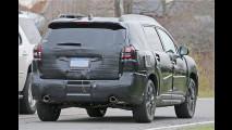 Erlkönig: Der Subaru Ascent