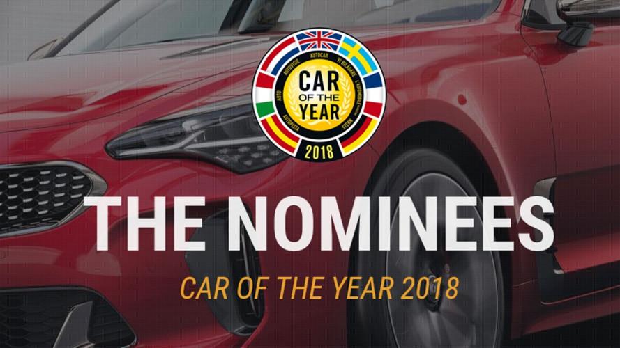 Auto dell'Anno 2018, le sette finaliste