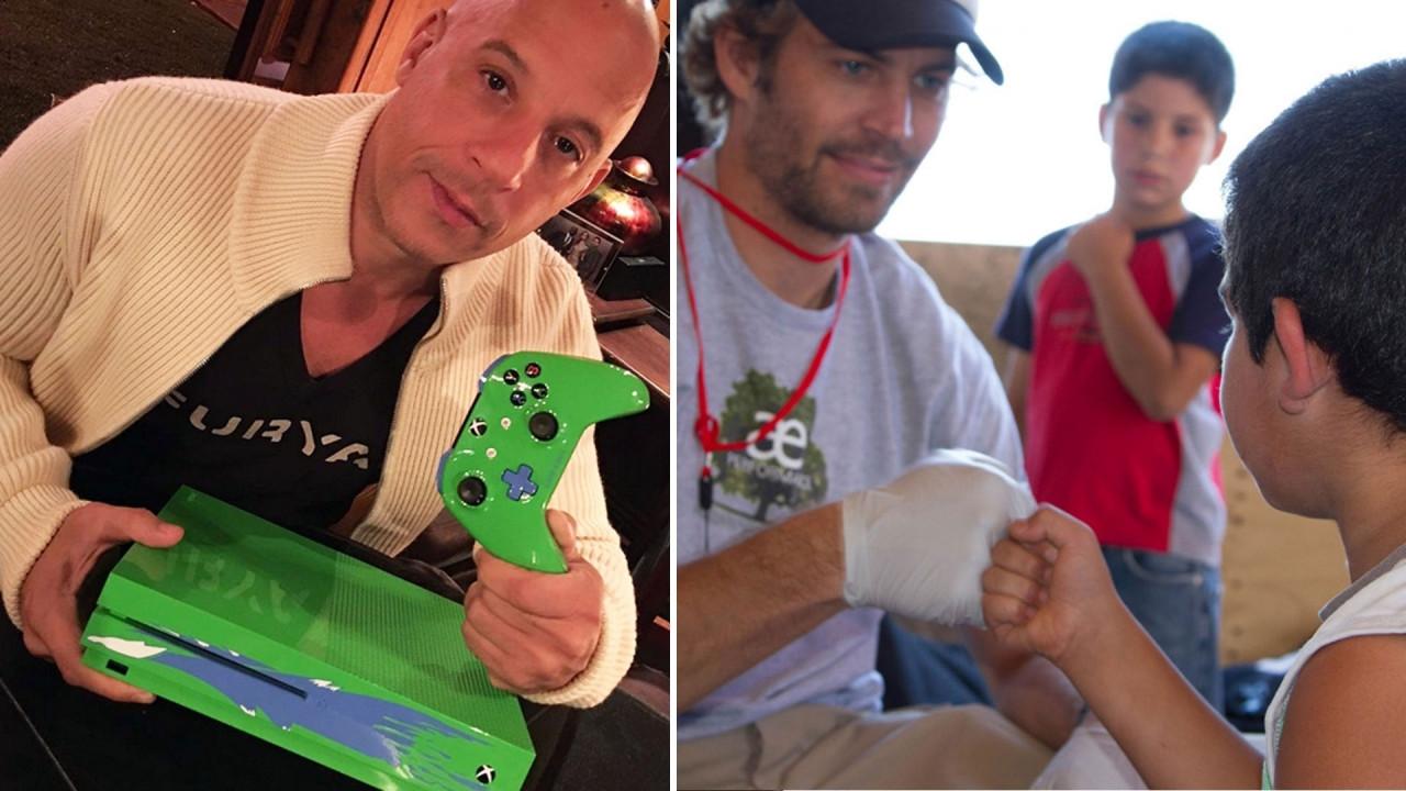 "[Copertina] - Xbox One S, la più ""cara"" è quella dedicata a Paul Walker"