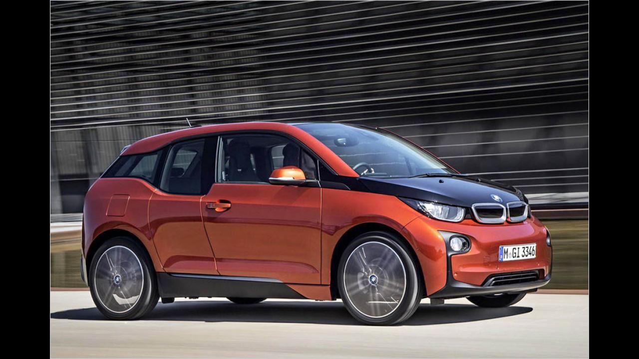 2015: BMW i3