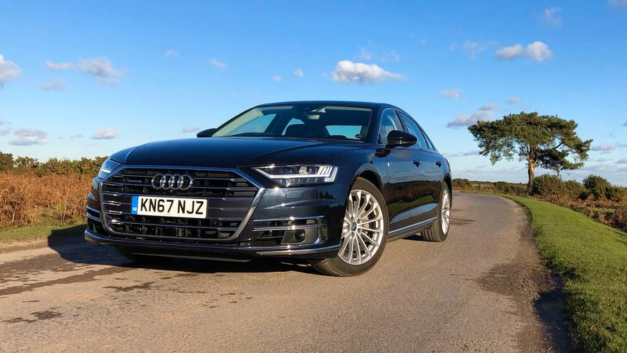 2018 Audi A8 review: an executive decision