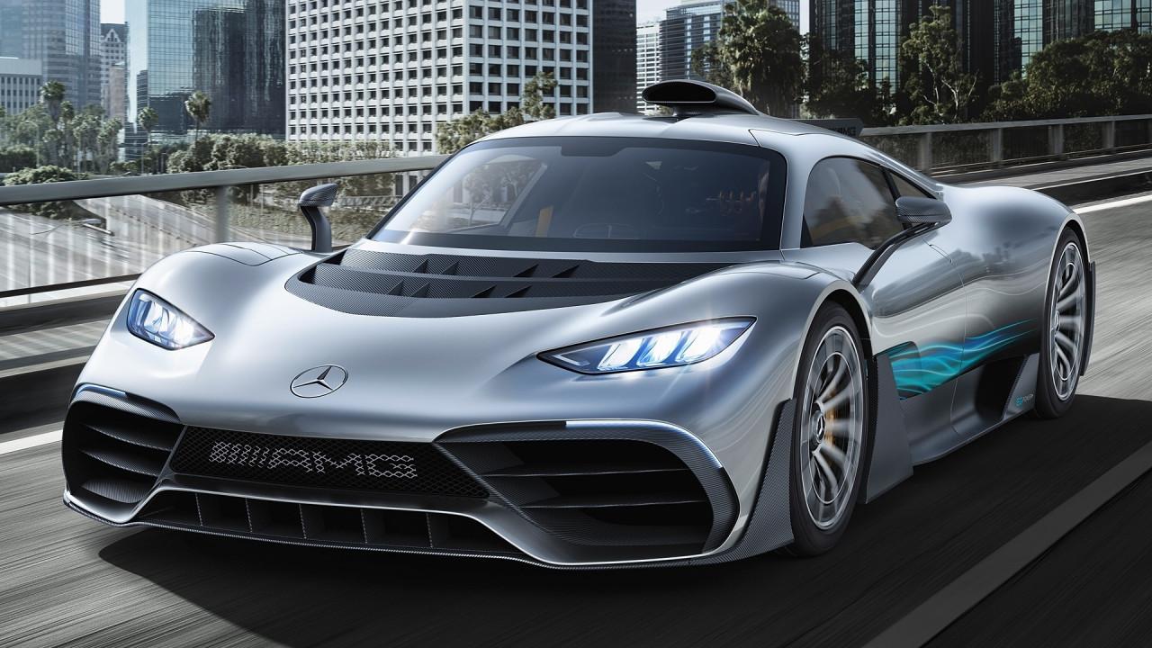 [Copertina] - Mercedes-AMG Project One, dalla pista alla strada (e ritorno)
