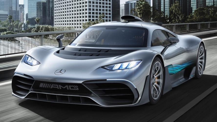 Mercedes-AMG Project One, dalla pista alla strada (e ritorno)