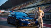 BMW M5 - Shanghai International Circuit