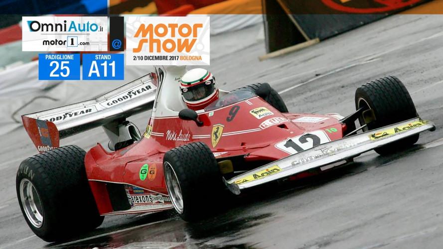 Motor Show Bologna 2017, tornano le esibizioni della Ferrari
