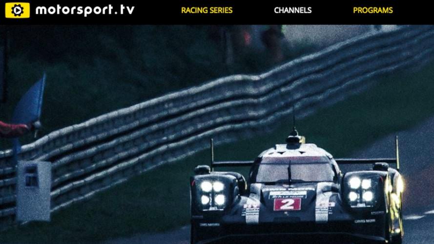 Motorsport.tv, oltre 70 film sulla 24 Ore di Le Mans