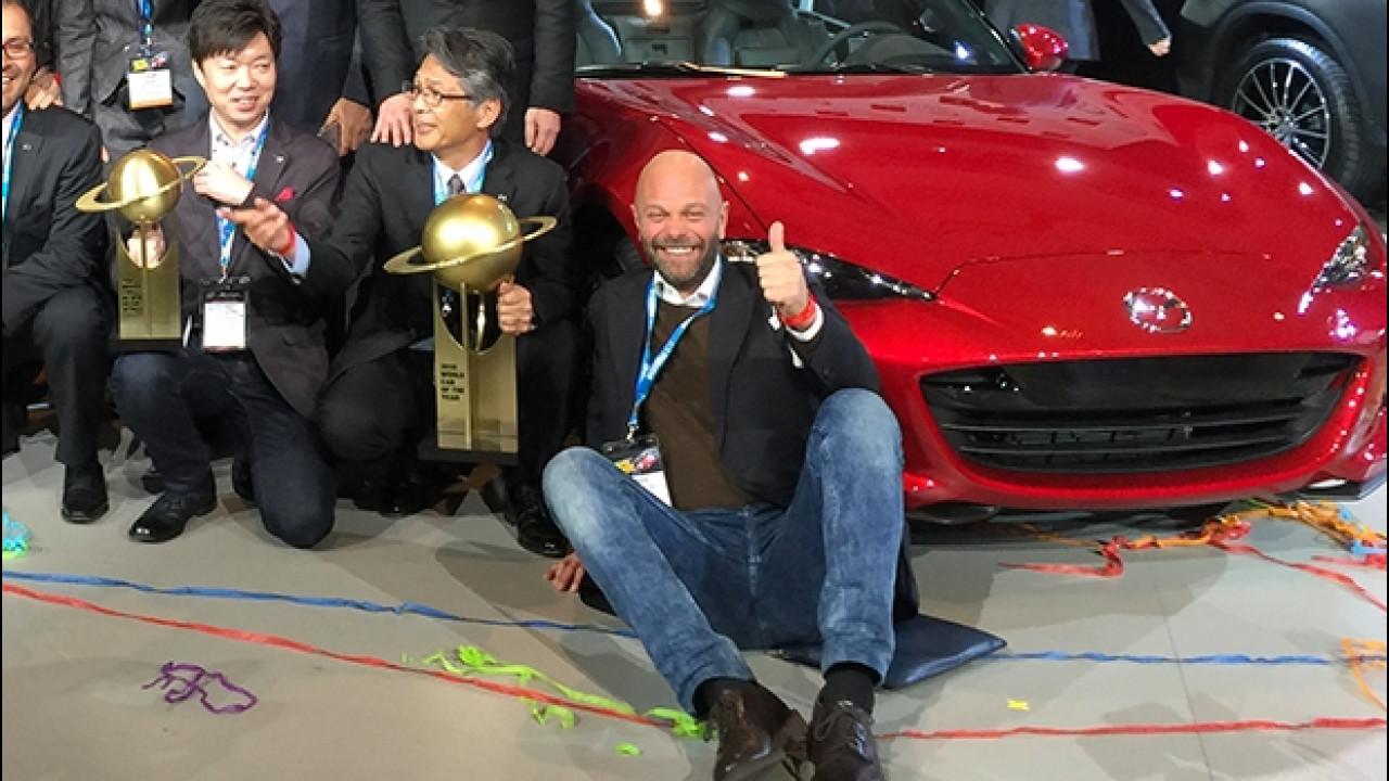 [Copertina] - Andrea Fiaschetti, è scomparso l'AD di Mazda Italia