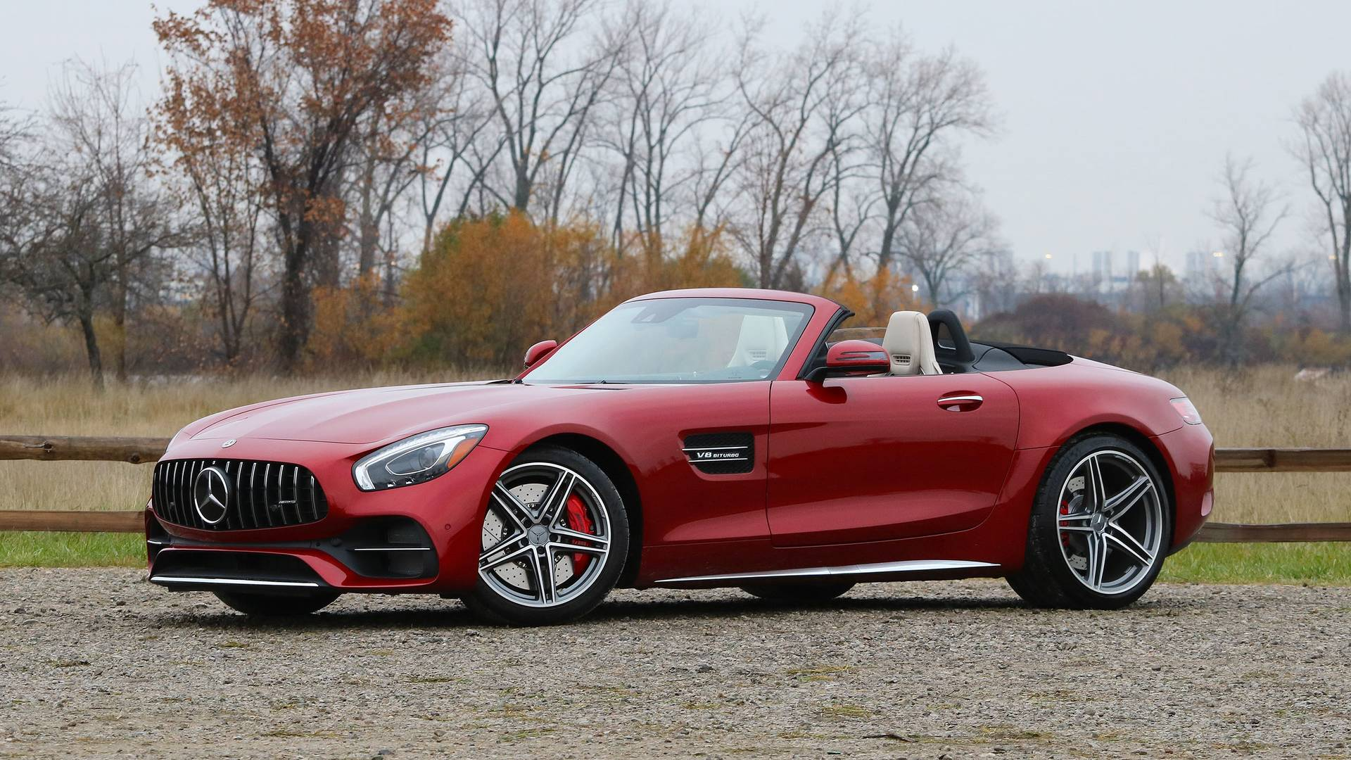 2018 Mercedes Amg Gt C Roadster Review Yet Another Pleasing Gt