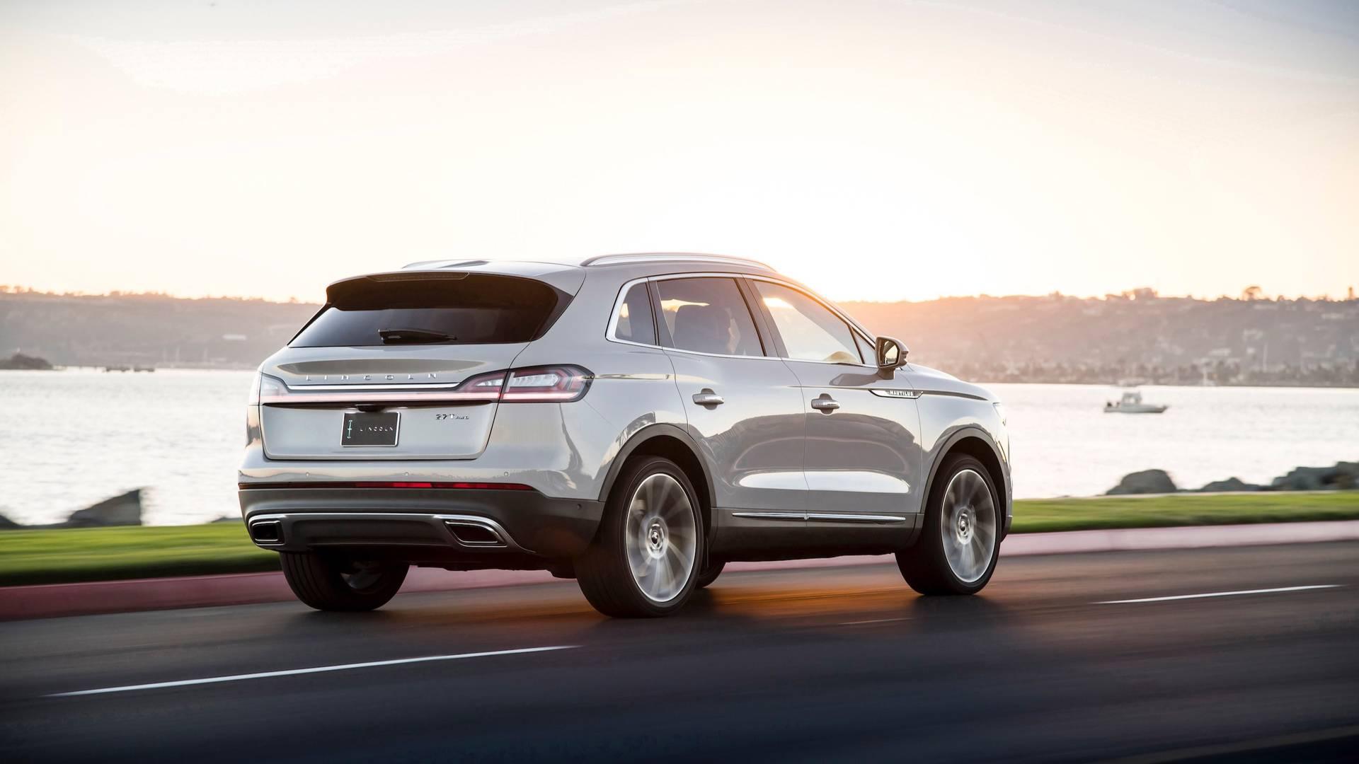 2020 Lincoln Nautilus: Design, Performance, Price >> 2019 Lincoln Nautilus Picks Up Where Mkx Left Off