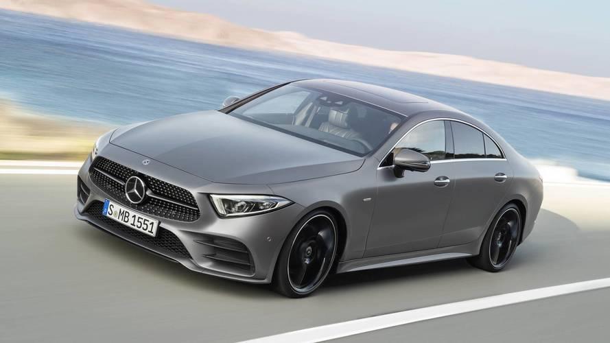 2019 Mercedes-Benz CLS hafif hibrit sistemle geldi