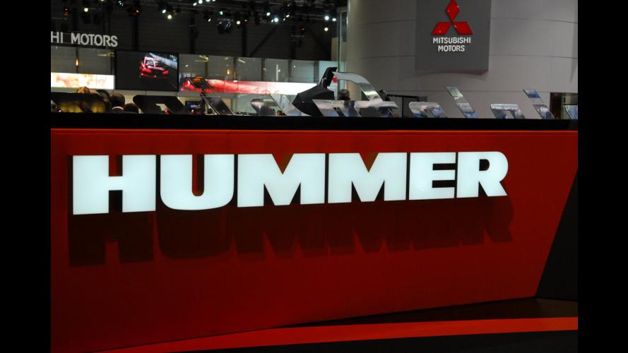 Hummer al Salone di Ginevra 2008