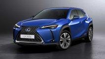 lexus ux 300e 2020 elektroauto