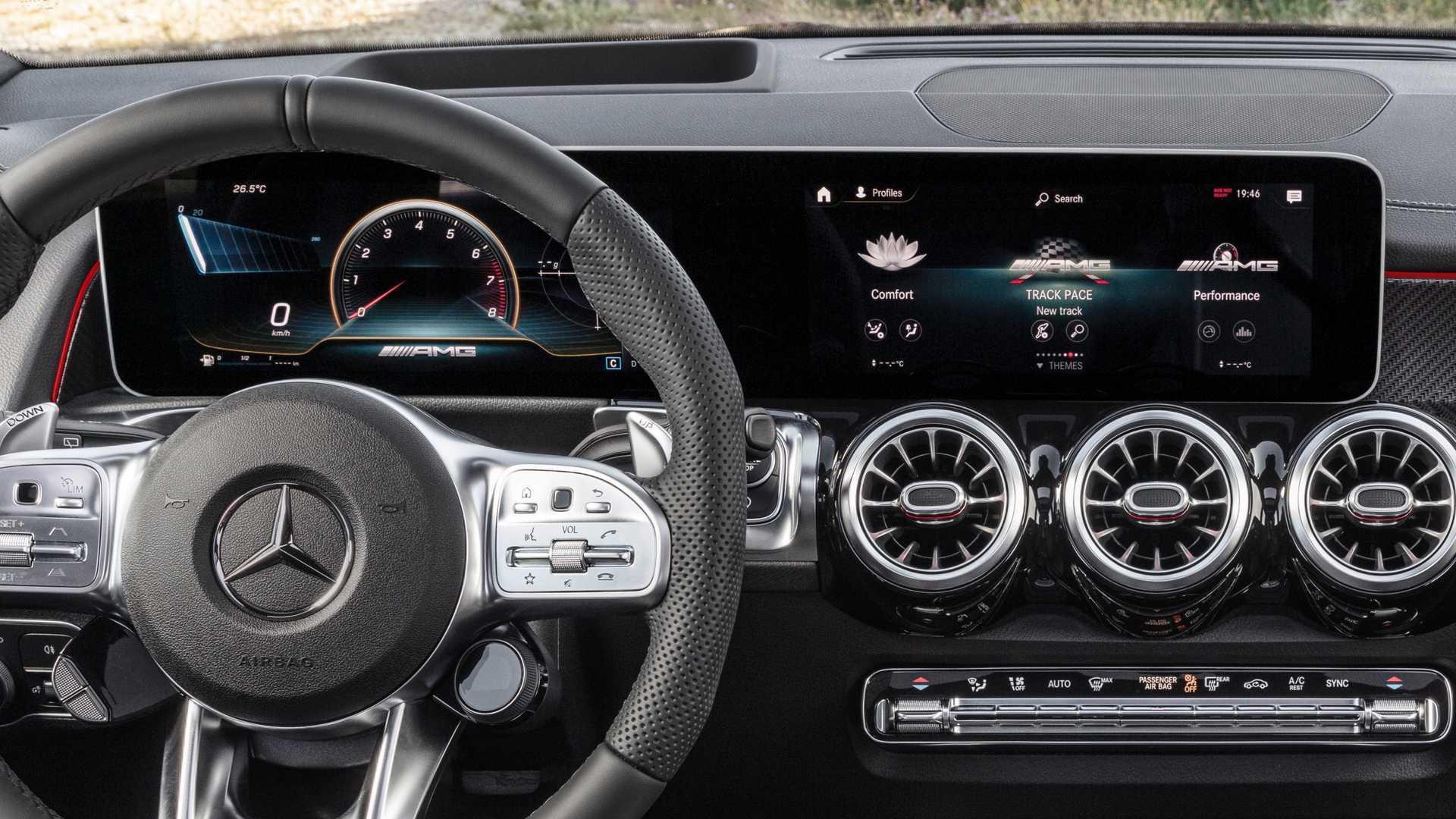 Mercedes confirma GLB 35 no Brasil em 2020 e mais quatro lançamentos Mercedes-amg-glb-35-4matic-2019