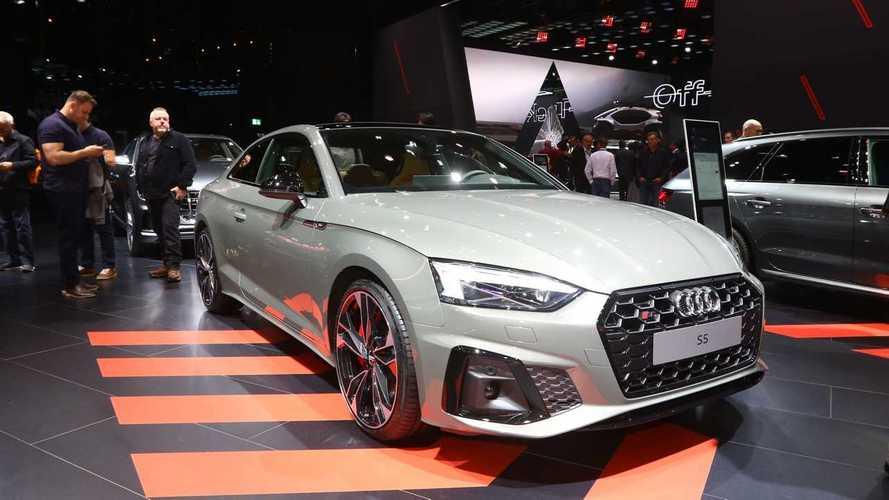 Audi A5, si aggiorna per il Salone di Francoforte