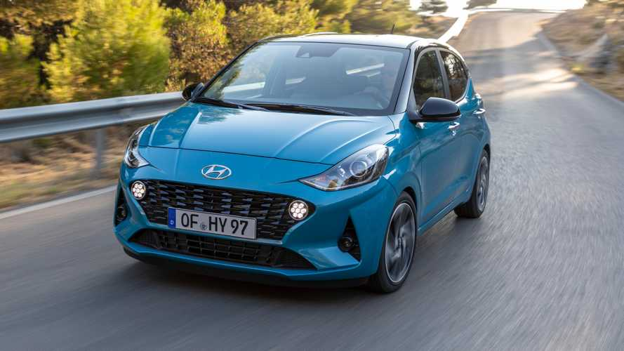Hyundai i10 goes on sale in January with sub-£12,500 asking price
