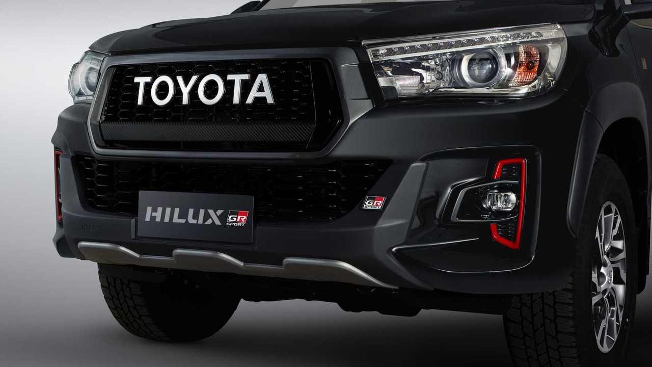 Toyota Hilux GR-Sport V6