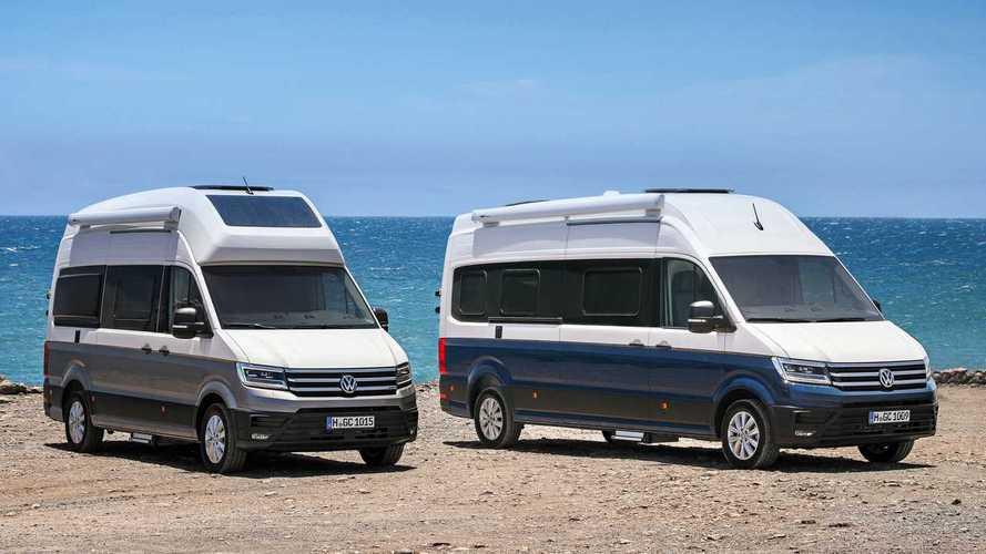 Volkswagen al Salone del Camper di Parma 2019