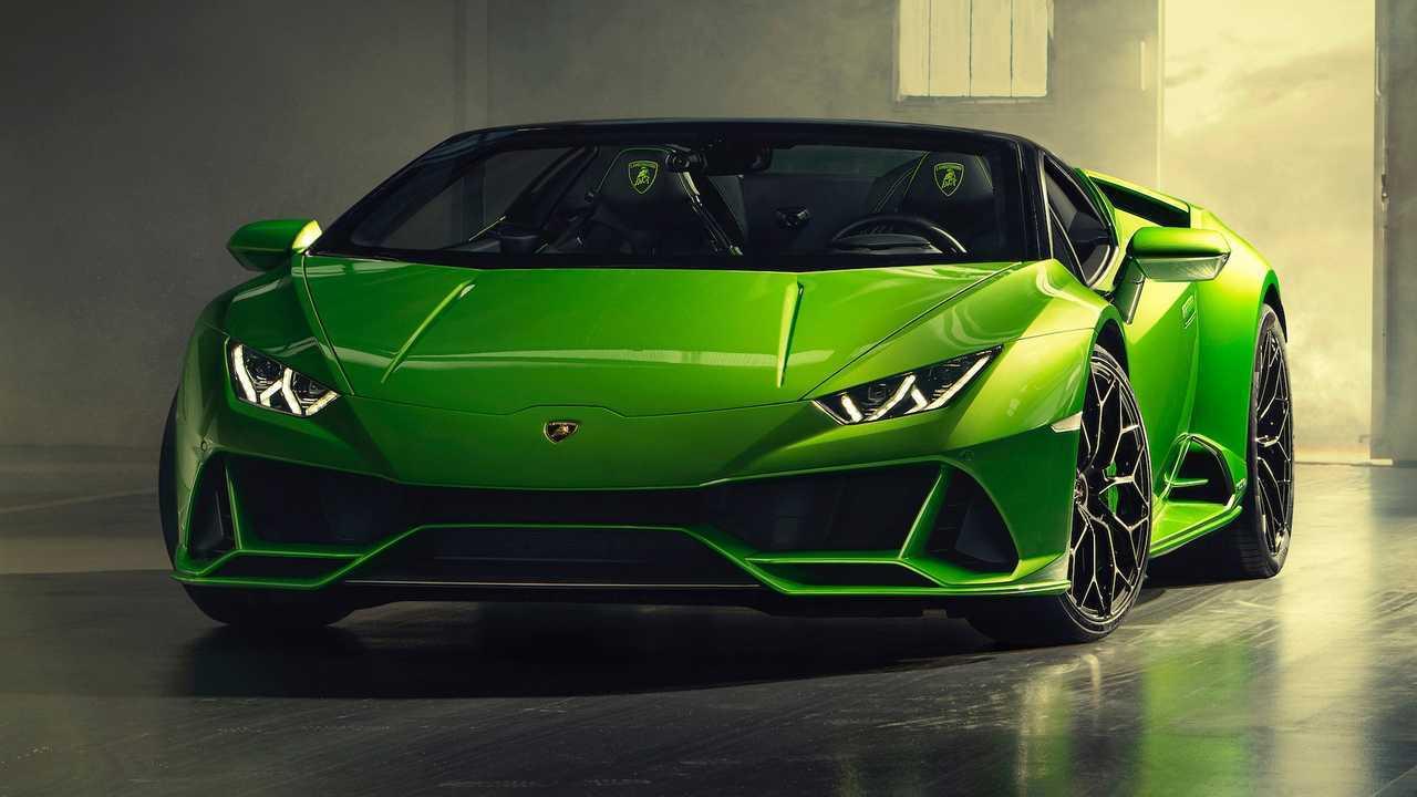 3. Lamborghini Huracan