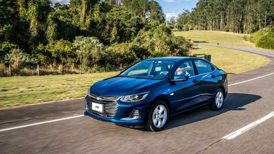 Chevrolet Onix Plus Premier fica mais caro; preço parte de R$ 74.090