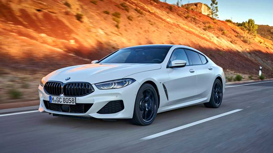 Test BMW 840i Gran Coupé 2019